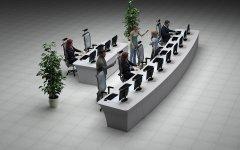 如何保障监控操作台的设备安装和稳定运行?