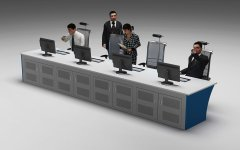 标准机柜操作台定制参数有哪些?