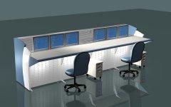监控操作台采用冷轧钢板材质有什么好处?