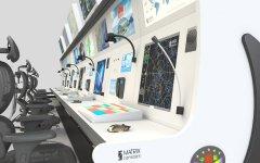 人体工程学设计让控制台操作台更舒适和高效