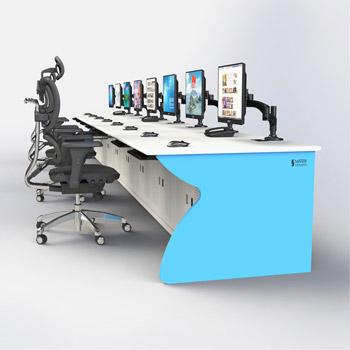 厂家生产工业电气控制台