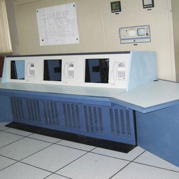 琴台式控制台生产厂家