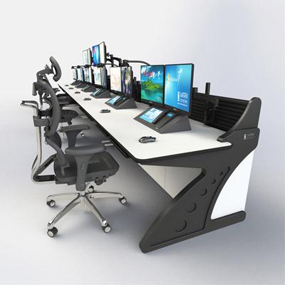 厂家直销智能监控室操作台
