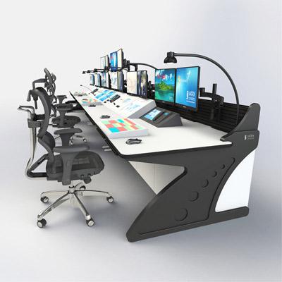 厂家定制高端控制台操作台