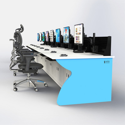优质多功能电气监控操作台定制