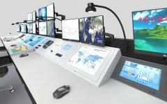 监控室操作台的使用方法和维护事项
