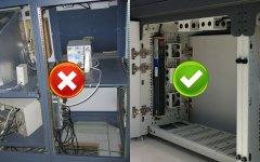 监控操作台线缆管理系统介绍