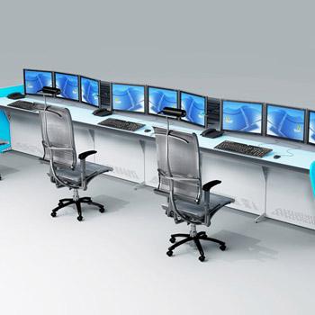 监控机房控制台定制