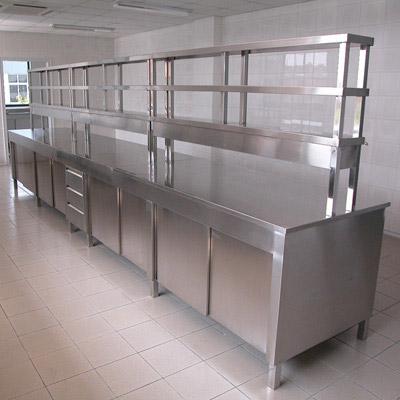 实验室不锈钢操作台定制