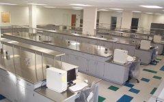 实验室操作台能否用不锈钢?