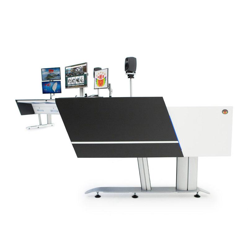 新型矿用调度室操控台