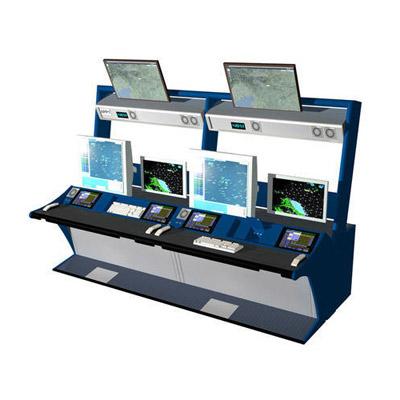 飞机场指挥中心控制台定制
