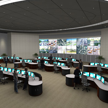 大数据指挥中心控制台定制
