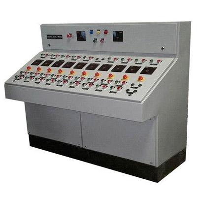 全钢机柜式中控操作台定制