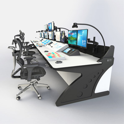 监控设备中控操作台定制