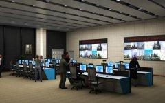 中控室操作台技术要求和设计规范